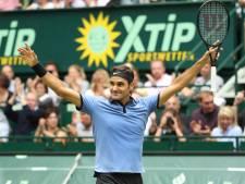 Federer impérial