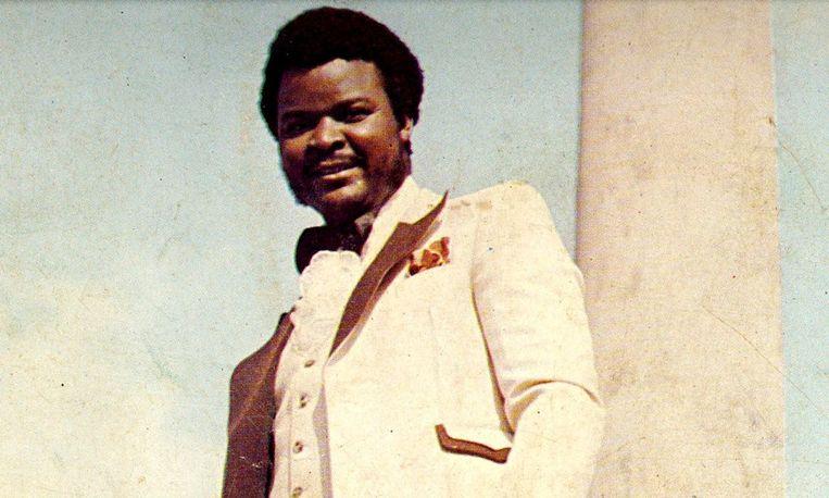 William Onyeabor (1946-2017). Beeld Luaka Bop