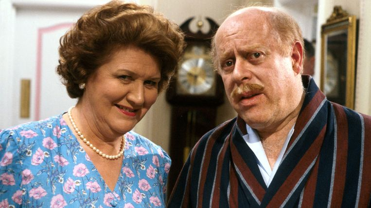 'Keeping up Appearances' Beeld bbc