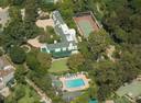 Het gigantische estate van Swift in Beverly Hills.