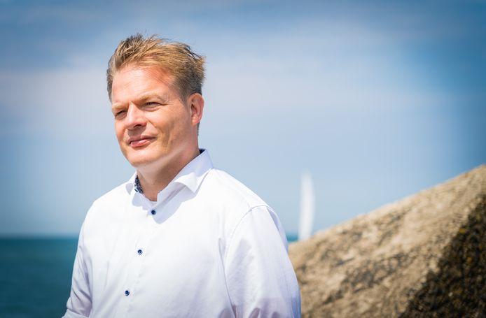 Het Enschedese CDA-Kamerlid Pieter Omtzigt.