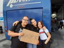 Met de bus naar Macedonië: geen online kaartjes en Bulgaars stuk chagrijn als cadeau
