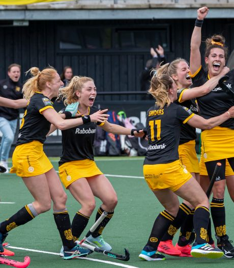 Hockeydames Den Bosch pakken twintigste landstitel, Bloemendaal kampioen bij mannen