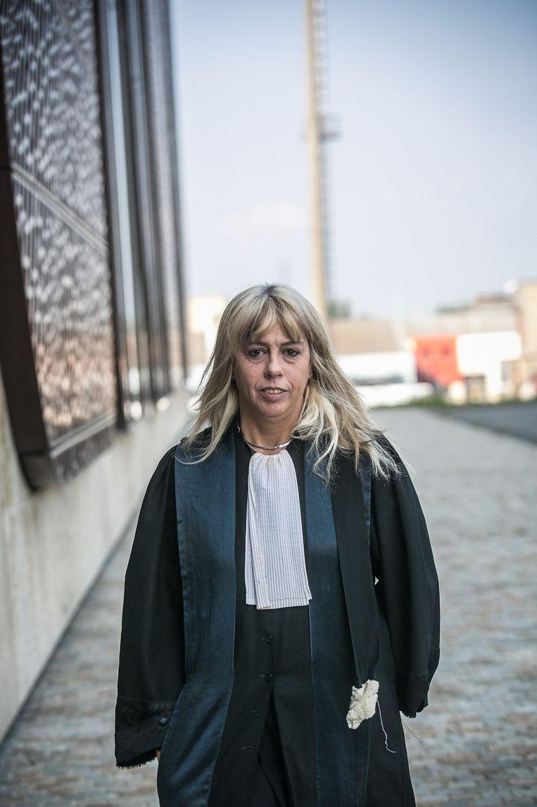 Marianne Capelle neemt het onderzoek over van Christian De Valkeneer. Beeld ID/ Karel Hemerijckx