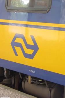 Vertraging door kapotte trein tussen Helmond en Deurne