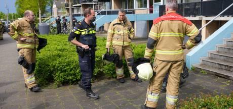 Bewoners van zes appartementen in Oss geëvacueerd na vermoedelijke gaslucht