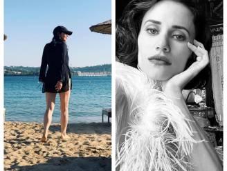 SHOWBITS. Kristel Verbeke in het zonnige Corfu en Lize Feryn gaat terug in de tijd voor nieuwe film