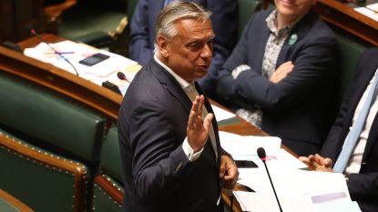 Patrick Dewael (Open Vld) verkozen als nieuwe Kamervoorzitter, N-VA reageert ontstemd