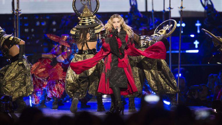 Madonna Beeld Alex Vanhee