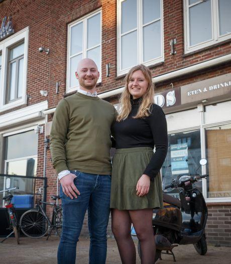 Lana (24) begint eetcafé Marktzicht in voormalige Legends in Zevenbergen: 'Ik ben superblij'