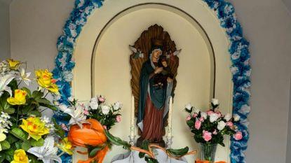 """Oproep aan dieven die beeld uit kapel haalden: """"Breng alstublieft het Mariabeeld terug"""""""