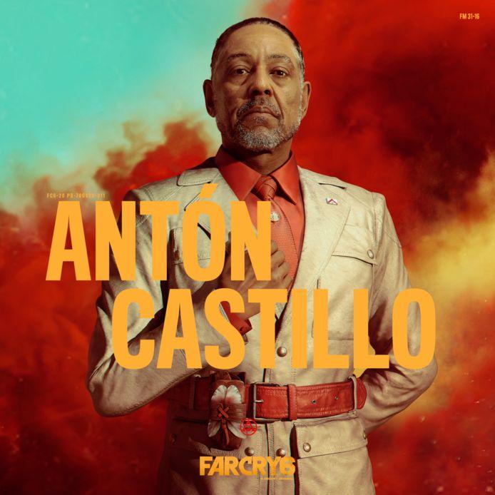 Despoot Juan Castillo.