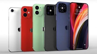 iPhone 12 Pro-modellen hebben geen 64GB-variant