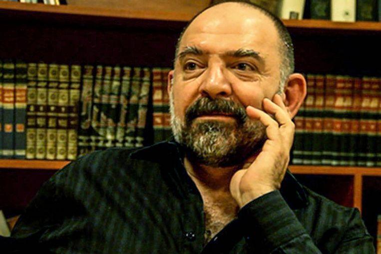 Lokman Slim was een bekende intellectueel en Hezbollahcriticus.  Beeld AFP
