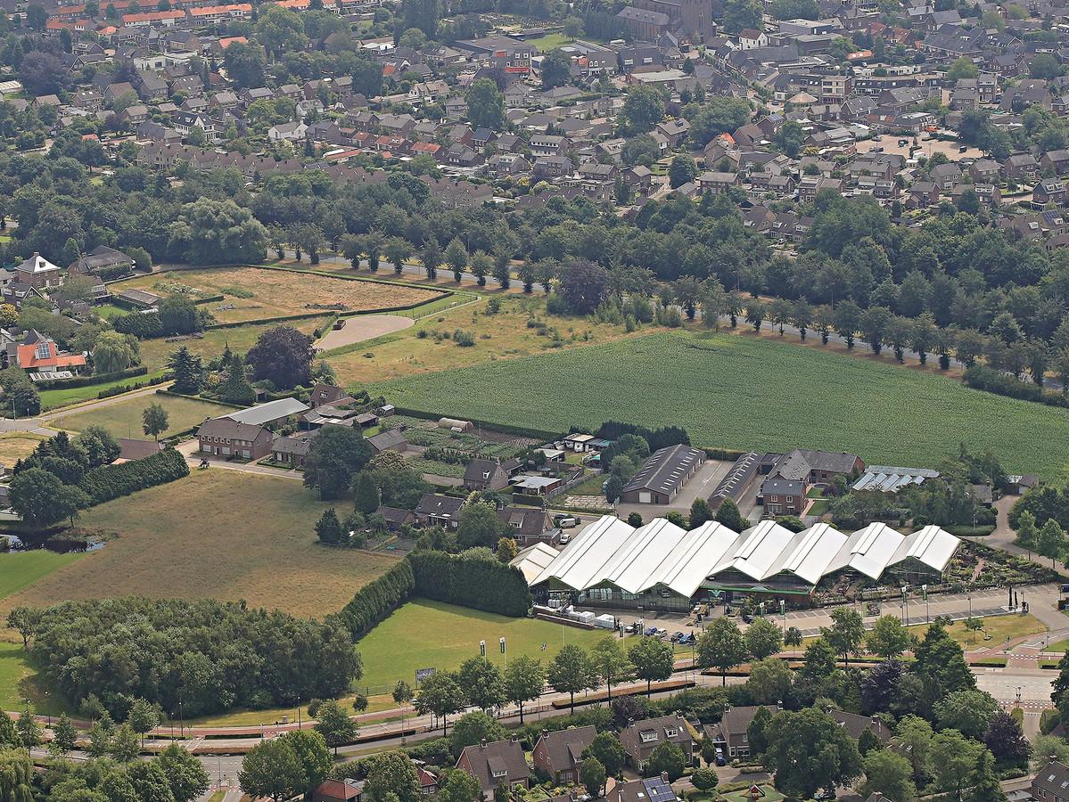Tuincentrum Groenrijk in Veldhoven en omgeving, hier op een archieffoto uit 2016.