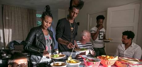Zes jaar was deze familie gescheiden, nu leven ze vredig samen in Sint-Oedenrode