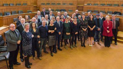 Phaedra Van Keymolen legt eed af als nieuwe provincieraadsvoorzitter
