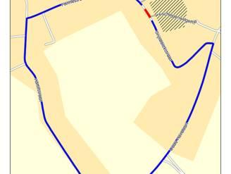 Grijsbulckstraat tijdelijk afgesloten