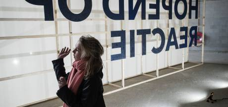 Kunstproject station Breda: tekst moet reacties uitlokken van studenten St. Joost