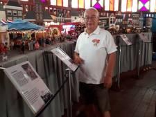 Jan de Graaf werkt al 40 jaar aan zijn miniatuurkermis