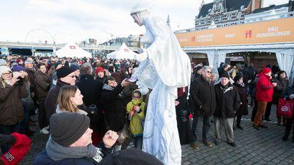"""De Wever:""""Stadsfeesten zijn bijna 100% blank"""""""