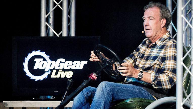 De ontslagen presentator Jeremy Clarkson. Beeld EPA