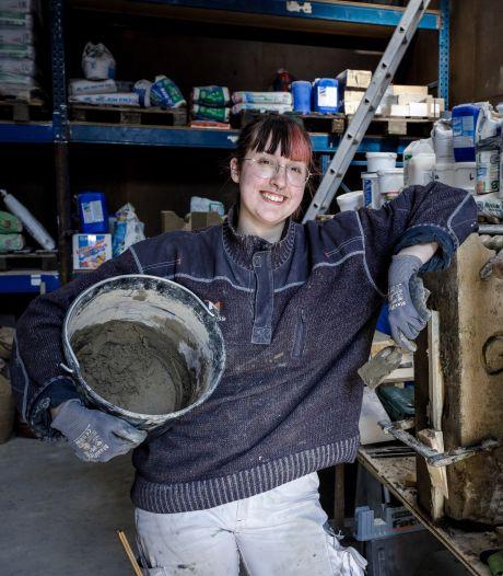 Iris (18) en Bente (21) werken in mannenwereldje: 'Zeventien keer gesolliciteerd. En zeventien afgewezen'