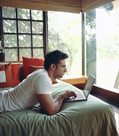 Travailler depuis son lit? Une fausse bonne idée