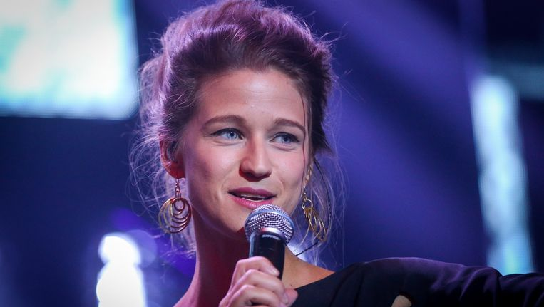 Selah Sue. Beeld belga
