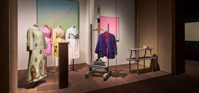 De expo 'Collectiepresentatie' van Modemuseum Antwerpen (MoMu).