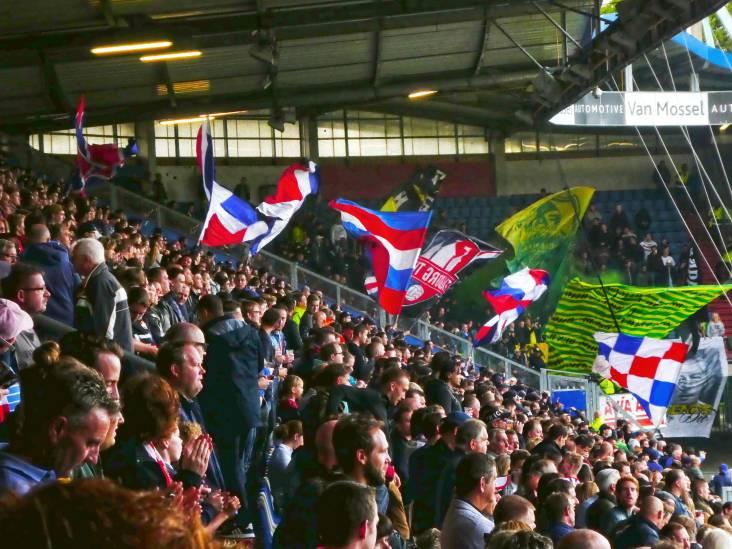 60% van seizoenkaarthouders Willem II ziet (deels) af van tegemoetkoming