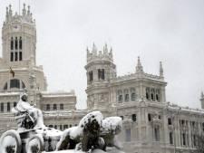 Course contre la montre en Espagne pour déneiger avant une vague de froid