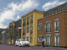 Ook 'luxe, levensloopbestendige' appartementen naast Victor Hugo in Cuijk
