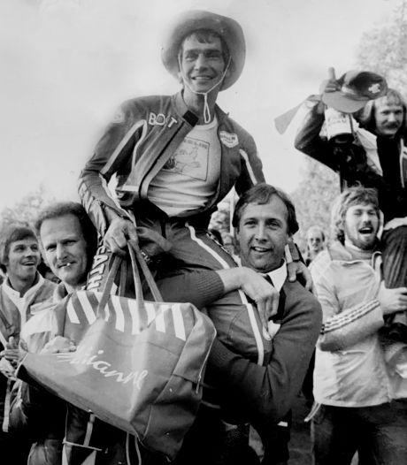 In glorietijd Boet van Dulmen was wegracen in Nederland populairder dan Formule 1