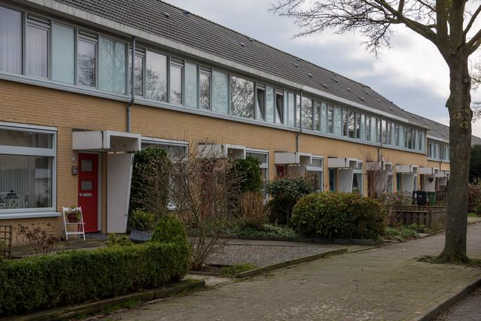 Biesboslaan in Woensel.