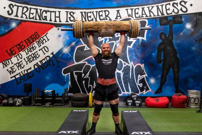 Roosendaler Jeffrey Laterveer wist zich te kwalificeren voor de finaleronde op het WK in de Strongman Champions League. Hij werd zevende van de wereld.