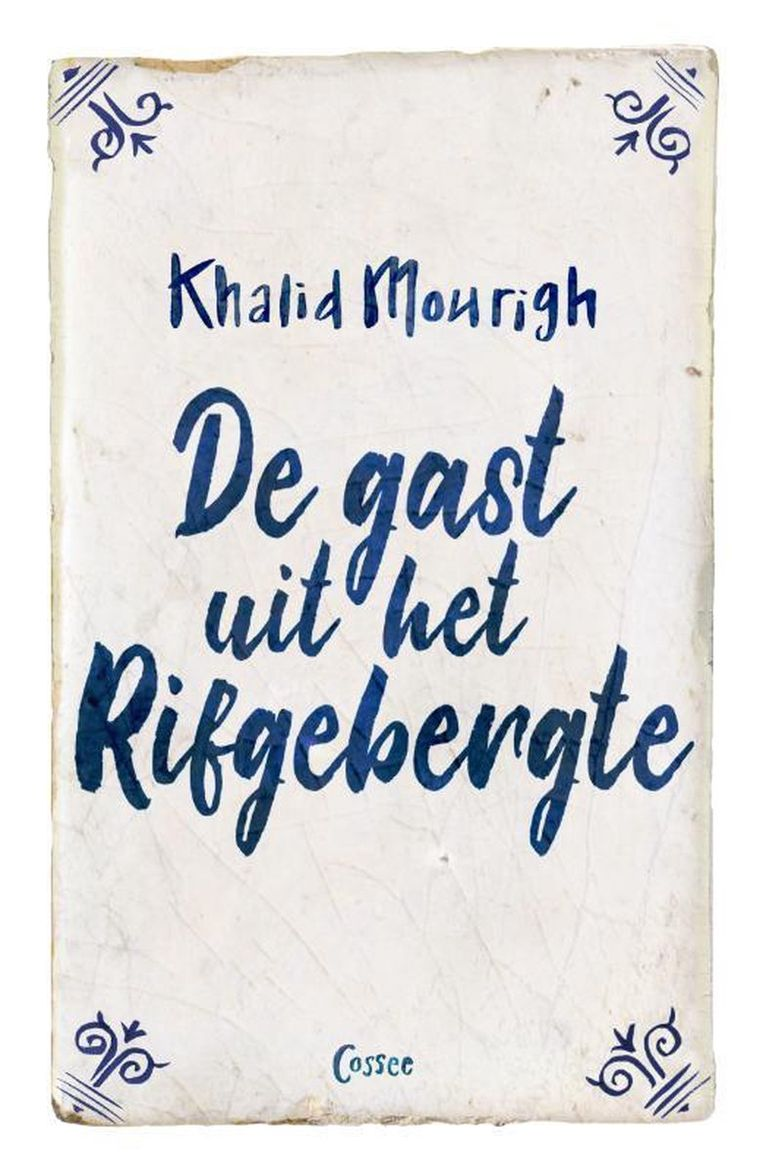 Boekcover van De gast uit het Rifgebergte. Beeld