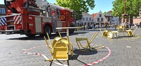 Gemengde gevoelens Oosterhoutse horeca over registratieplicht: 'We moeten politieagentje spelen'