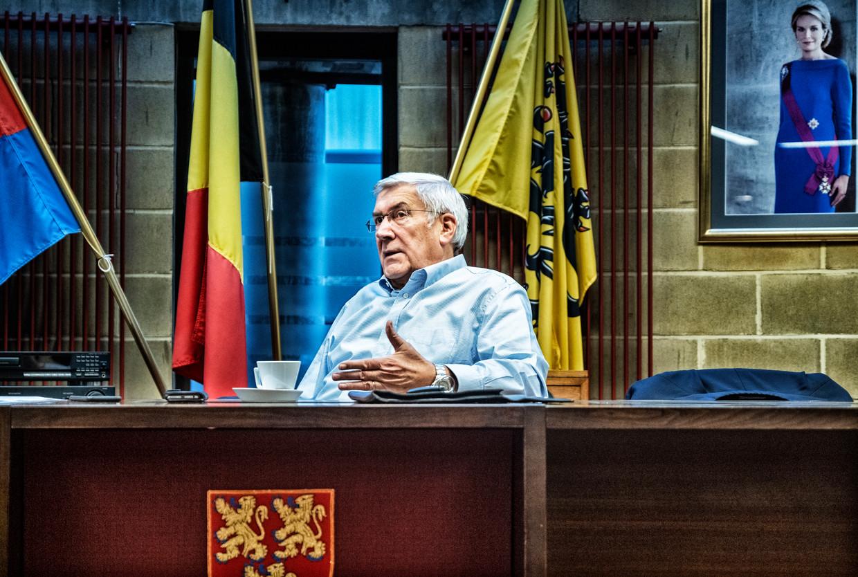 Etienne Schouppe (CD&V) stond van 1986 tot 2002 aan het hoofd van het Belgische spoor. Beeld Tim Dirven