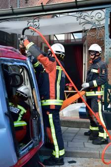 Lintje voor zes trouwe brandweerlieden uit Haastrecht