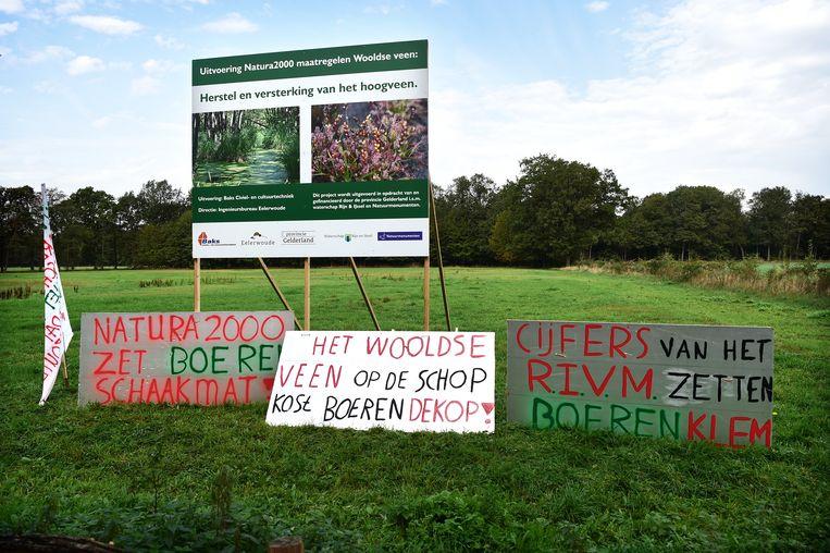 Kwetsbare natuur krijgt hoge prioriteit van kabinet bij aanpak van het stikstofprobleem Beeld Marcel van den Bergh