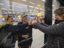 Teruggekeerde cruisepassagiers: 'De koffers kwamen niet en we zijn niet eens gecontroleerd'