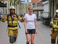 Brandweerman Joan (54) wilde per se meedoen aan Urban City Run Enschede: 'Ben zelf door een hel gegaan'