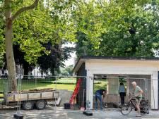 Na sloop en herbouw kan Tiel straks hip snoepen bij een authentieke kiosk aan de Veemarkt