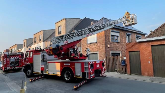 Huis vult zich met rook door slecht werkende kachelbuis