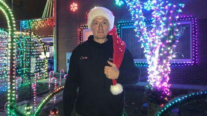 "Gunther startte al in mei met opbouw het Aalsters Kersthuisje: ""Iedereen welkom in ons kerstdorp!"""
