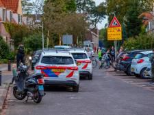 Ruzie met mes in Soesterkwartier, politie met kogelwerende vesten massaal aanwezig