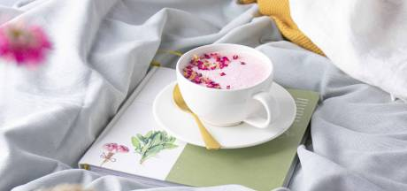 Wat Eten We Vandaag: Pink Moon Milk
