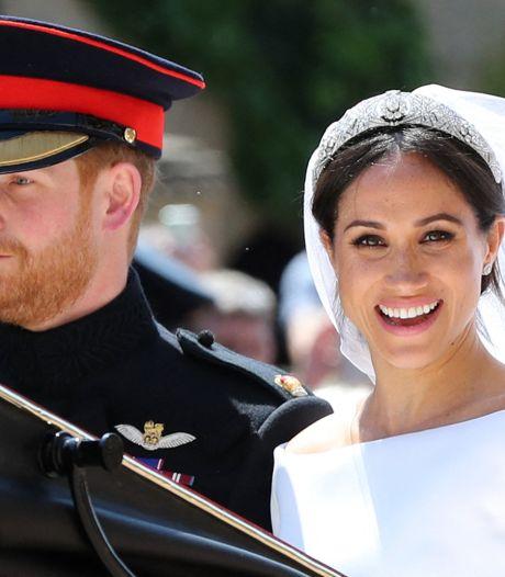 Le prince Harry et Meghan avouent que leur mariage secret n'a jamais eu lieu