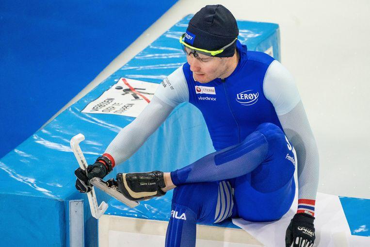 """Sverre Lunde Pedersen: """"Aan het begin van de week zaten er nog te veel foutjes in mijn slag."""